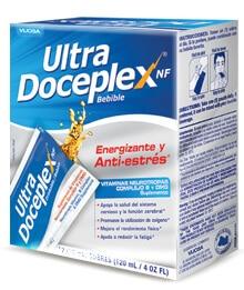 Vitaminas En El Salvador Ultra Doceplex NF
