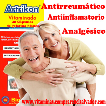 Artrikon 40 Cápsulas de gelatina blanda