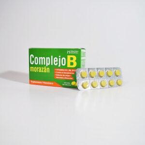 Complejo B Tabletas 3Pack