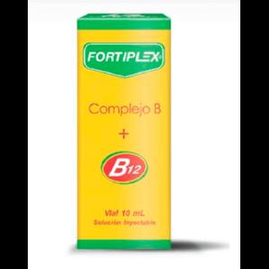 Fortiplex Vial 10ml 3Pack (Inyecciones)