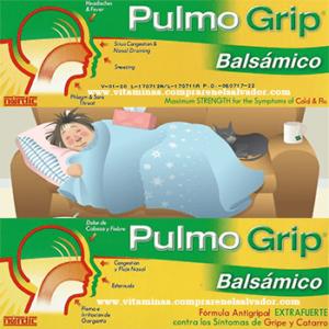 Pulmo Grip Balsámico Inyectable TRIPACK