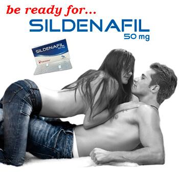 SILDENAFIL 50mg Potenciador Sexual