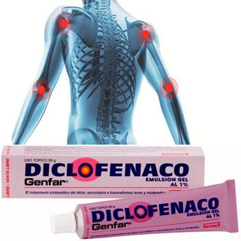 DICLOFENACO GEL ANTIINFLAMATORIO DUOPACK