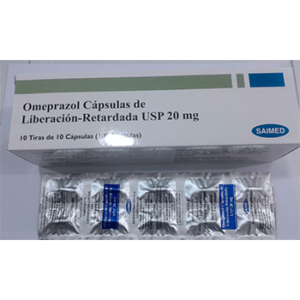 Omeprazol 20mg Saimed